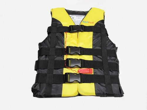 Medium Buoyancy Aid - CE Approved Kayak Float Safety Watersport Jacket